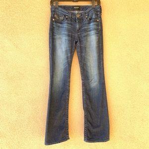 Big Star Remy Bootcut Jeans Sz 26R